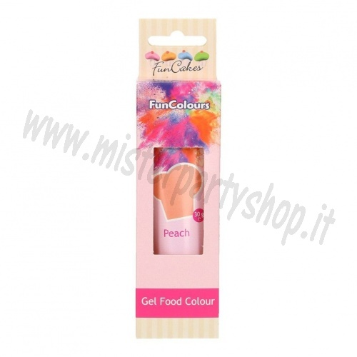 Colorante Gel Pesca Funcakes Funcolours 30 gr.