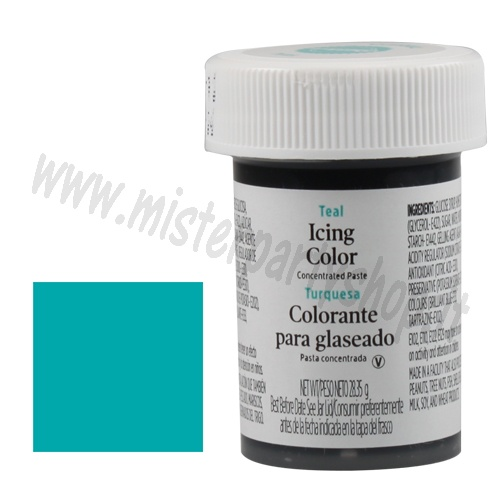 Colorante Gel Turchese Teal (Tiffany) Wilton