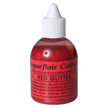 Colorante Liquido Oro Perlato Sugarflair per Aerografo 60 ml. copia