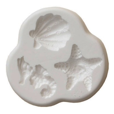 Mold in Silicone Sealife 2 Vita di Mare Squires Kitchen