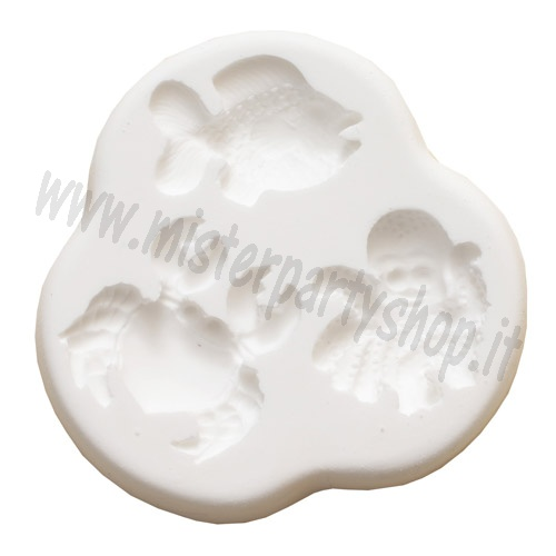 Mold in Silicone Sealife Vita di Mare Squires Kitchen