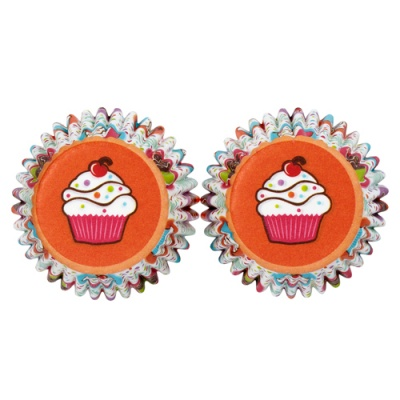 Pirottini Cupcake Mini Party Wilton Pezzi 100