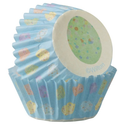 Pirottini Mini Muffin Ovetto Pasqua Wilton