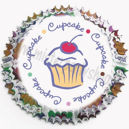 Pirottini Tasteful Cupcake Wilton