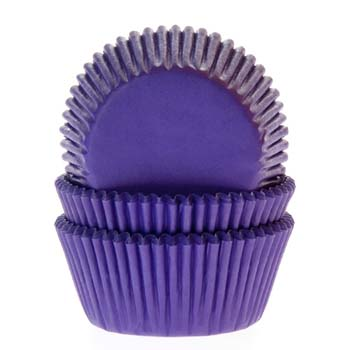 Pirottini Viola Violetto per Muffins House of Marie