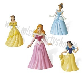 Principessa Disney in Plastica Modecor